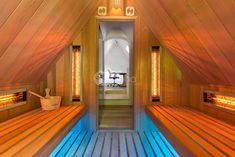 Put a Sauna in your home, and allow your body to relax at your own leisure. Cool Swimming Pools, Best Swimming, Infrared Heater, Infrared Sauna, Indoor Sauna, Barrel Sauna, Traditional Saunas, Sauna Heater, Salt Room
