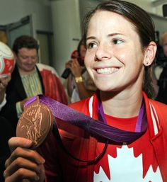 London 2012: Canada's Olympic women's soccer team 'inspiration' to young female players