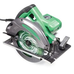 Hitachi C7SB2 - Circular Saw Review: What are the Best Circular Saws? Get the guide: http://www.familyhandyman.comtools/circular-saws/circular-saw-review-what-are-the-best-circular-saws