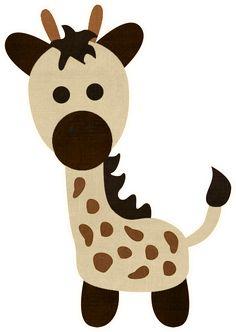 AYUDA PARA HACER BABY SHOWER SAFARI Felt Giraffe, Safari Theme Birthday, Thing 1, Baby Shower, Invitations, Invite, Stencils, Minnie Mouse, Disney Characters