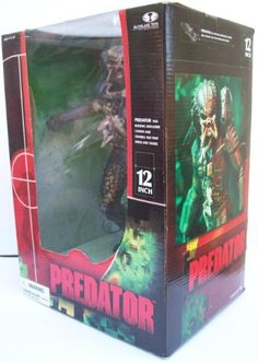 Predator 2004 McFarlane Toys 12 Inch Action Figure Boxed #4811 Unknown http://www.amazon.com/dp/B0012BKNUI/ref=cm_sw_r_pi_dp_eVXlvb0DF81RQ