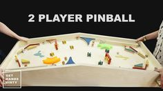 https://www.youtube.com/watch?v=oUE3zWnZbToMake a 2 Player Pinball Game // X-Carve Project