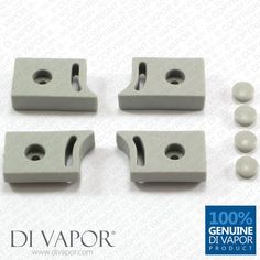 Shower Door Roller Stopper Set Of 4 intended for dimensions 1500 X 1500 Shower Door Stop Plastic - Glass shower layout is not a one-size-fits-all Glass Shower Doors, Glass Door, Shower Door Rollers, Types Of Hinges, Plastic Glass, Door Stopper, Custom Shower, Shower Enclosure, Glass Panels