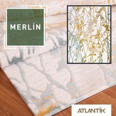 Baharı müjdeleyen çizgilerle evinizi yenilemenin zamanı geldi. www.atlantikhali.com