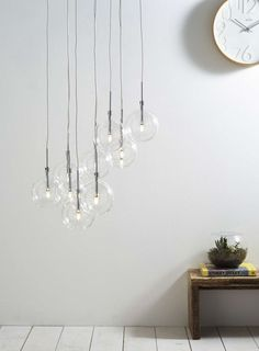 60% OFF: Clear Dee 10 light cluster - Lighting Event: Up to 50% off - Home, Lighting & Furniture - BHS