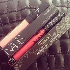 #makeup #cosmetics #Nars #lipstick #colours #girls