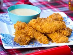 Get Trisha Yearwood's Baked Chicken Tenders Recipe from Food Network