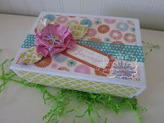 #ctmh #card box #createwithheart@ctmh.com