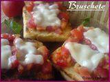 9 Retete de bruschette Bruschetta, Baked Potato, Mashed Potatoes, Waffles, Baking, Breakfast, Ethnic Recipes, Food, Salads