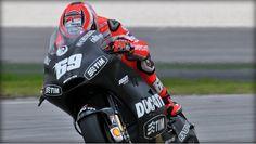 Sepang - 2nd Malaysian test MotoGP 2012 - Hayden