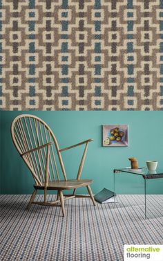 Margo Selby - Quirky B Shuttle Jack Carpet Sample