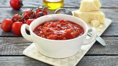 Pastasaus Chili, Spices, Soup, Pudding, Desserts, Chile, Custard Pudding, Deserts, Chilis