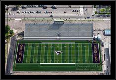college of idaho football 2014 | College of Idaho New Coyote Stadium, Caldwell, Idaho. Aerial ...