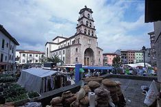 Cangas de Onis Mercado