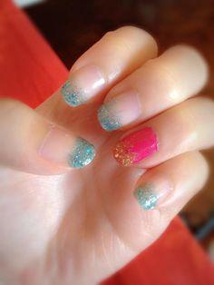My CNY nails! =)