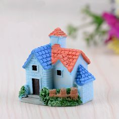 Find More Resin Crafts Information about Miniature European country villa house housing micro landscape creative arts and crafts resin decoration decoration miniature,High Quality miniature socks,China miniature fruit Suppliers, Cheap miniature thermostat from Lena Small Wholesale Shop on Aliexpress.com