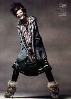 Nomad Haute couture