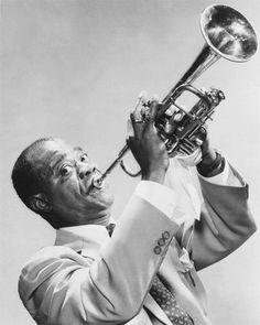 Louis Armstrong - Favorite Musicians