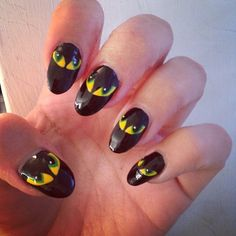 halloween by nailsbymh  #nail #nails #nailart