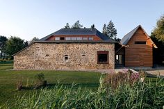 Underroof Living, Craon, France / LADAA + JKA Architects – Architecture Lab