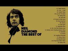 Neil Diamond Greatest Hits Full Album 2020 Best Song Of Neil Diamond - YouTube Folk Music, Music Mix, Song Sung Blue, Neil Diamond, Easy Listening Music, Old Rock, Song List, Album, Best Songs