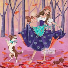 Autumn ~ Cartita Design