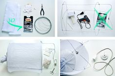 Koushi lamp, la lámpara de techo más trendy * DIY