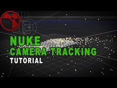 Nuke Tutorial - Camera Tracking - YouTube