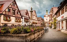 Rothenburg ob der Tauber Wallpaper Germany World Wallpapers) – Wallpapers For Desktop Monuments, Rothenburg Ob Der Tauber, Full Hd Wallpaper, Desktop Wallpapers, Medieval Town, What A Wonderful World, City Streets, Image Photography, Wonders Of The World