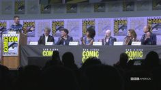 Doctor Who Full Panel   SDCC 2017   BBC America