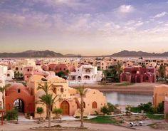 Al Guna, Hurghada, Egypt