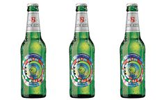 M.I.A. Designs Beck's Beer Bottle Label