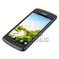 HUAWEI U8836D Ascend G500 Pro Smart Phone 4.3 Inch IPS QHD Screen Gorilla Glass MTK6577 Dual Core 1G RAM Android 4.0