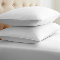 Simply Soft™ 2 Piece Premium Double-Brushed Pillow Case Set