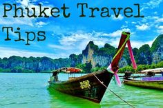 Phuket, Thailand travel tips - Things to see and do, plus where to stay, eat, drink, and explore. Visit the blog: http://www.ytravelblog.com/what-to-do-in-phuket-thailand/
