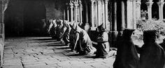 La Abadía de Fontfroide fue fundada en 1093 en la tierra dada a algunos monjes benedictinos por el vizconde de Narbona. Esta abadía toma su nombre de una fuente en la vecindad, la Fons Frigidus, la Fuente Fría. Además del agua, los monjes podían encontrar grandes cantidades de madera y piedras para la construcción del monasterio. Pero Fontfroide realmente se inició después de 1145 con su pertenencia a la orden del Cister .