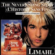 Google's doodle of the day says that 37 years ago in 1979 The NeverEnding Story book was published. When I was a kid it was one of those films you watch over and over again. As a consequence I like very much the song by Limahl (nice haircut)... Do you still have the 45 in your collection?