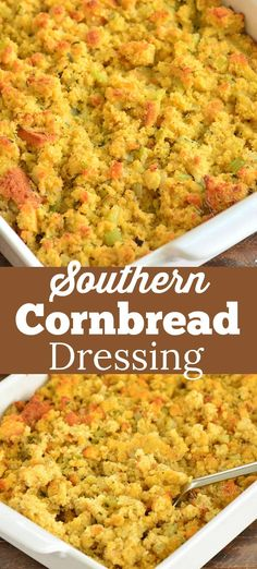 The best cornbread dressing is made from scratch with homemade cornbread and classic combination of onion, celery, and sage. It's a must have side dish for your Thanksgiving dinner. Stuffing Recipes For Thanksgiving, Thanksgiving Side Dishes, Thanksgiving Appetizers, Thanksgiving 2020, Thanksgiving Crafts, Thanksgiving Dressing Recipe, Thanksgiving Decorations, Side Dishes For Turkey, Thanksgiving Dinners