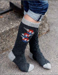 Nordic Yarns and Design since 1928 Knitting Socks, Free Knitting, Angry Birds, Leg Warmers, Free Pattern, Knits, Space, Yarns, Moon