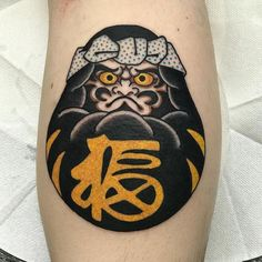 Some favourites ⚡️ Japanese Back Tattoo, Japanese Tattoo Designs, Japanese Sleeve Tattoos, Mini Tattoos, Body Tattoos, Frog Tattoos, Daruma Doll Tattoo, Black White Tattoos, Japan Tattoo