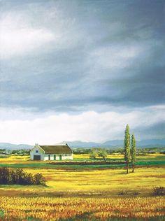 #yellowflowers oil on canvas