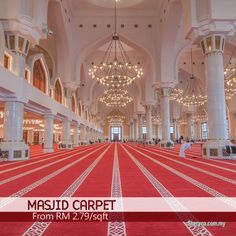 Best Material For Carpet Runners Where To Buy Carpet, Carpet Runner, Mosque, Taj Mahal, Stairs, Islamic Designs, Building, Runners, Google Search