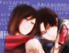 Ackerman double selfie :p inspired by that mikasa selfie cover thing! ^^ also.. i used the messy smudgy style i was working on..its ugly well anyway.. LEVI ACKERMAN is a fuckin awesome name! hurray for the Levi ackerman tag! born today! :p go you! goodbye