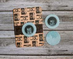 Vlastní designové kartičky (Lea)