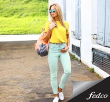 Summer, fashion and people concept - stylish pretty hipster woman in. Hipster Women, Chic Outfits, White Jeans, Stylish, Chic Clothing, Pretty, Skirts, People, Summer