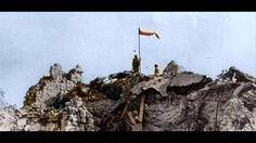 Pieśń Wojskowa-Czerwone Maki Na Monte Cassino (HD).