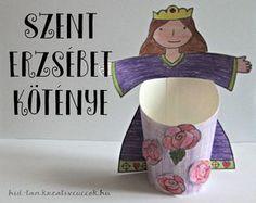 Híd-Tan : Szent Erzsébet köténye -- St Elisabeth of Hungary