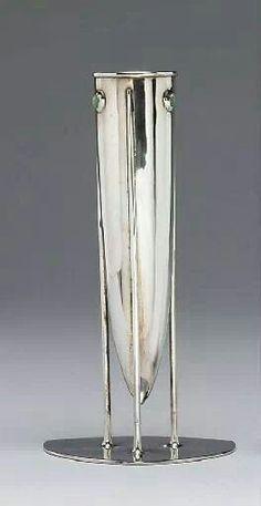 Archibald Knox vase