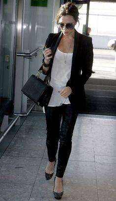 LOVE Victoria Beckham's style!