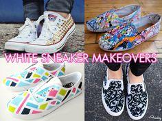 DIY Sneakers